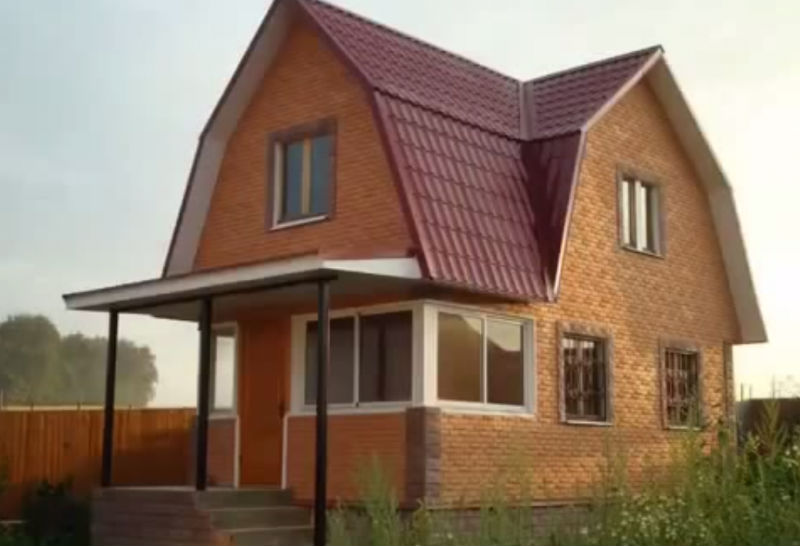 Фото фасада дома №10
