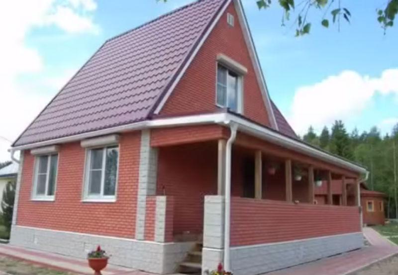 Фото фасада дома №2