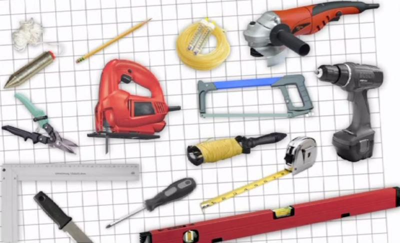 Инструменты для монтажа фасадных панелей