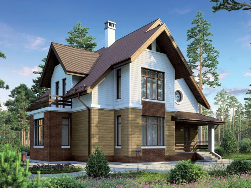 Виды сайдинга, используемого для обшивки фасада дома