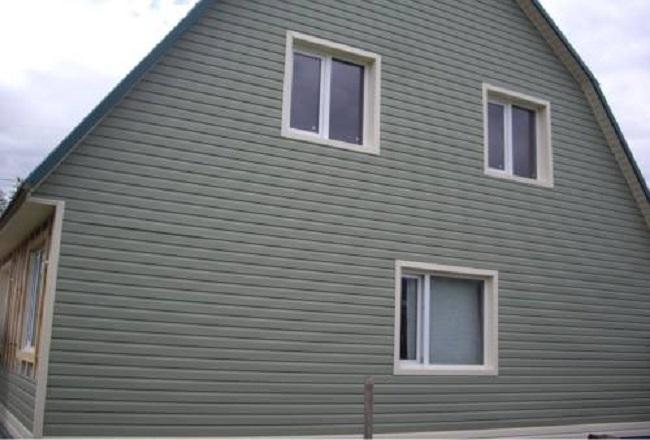 Чем отделать фасад дома из СИП панелей?