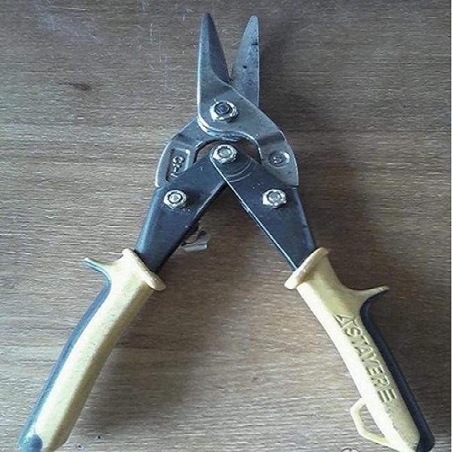 Ножницы для металлосайдинга