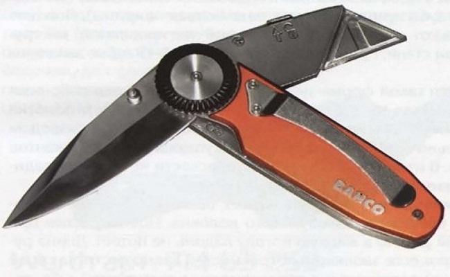 Нож для резки сайдинга