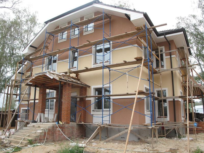 Техническое задание по ремонту фасада
