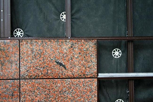 Монтаж керамогранитной плитки