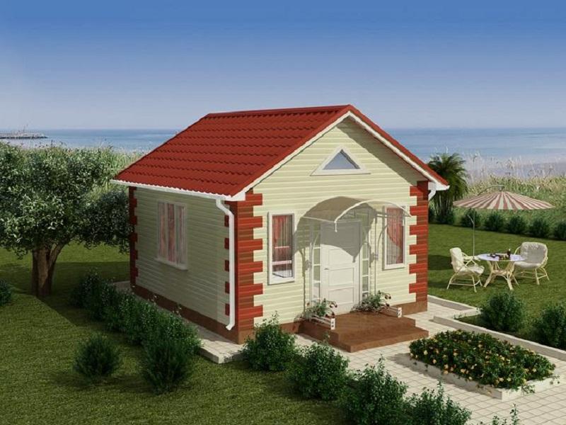 Как обновить фасад дома