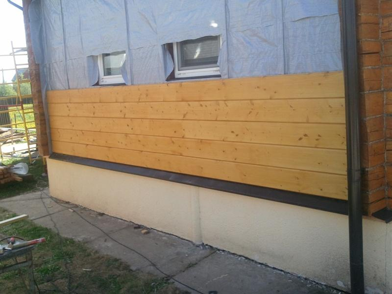 Стены из вагонки своими руками