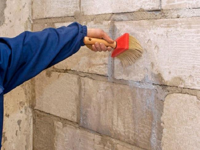 Как штукатурить стены на улице