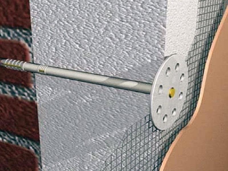 Утепляем стены изнутри экструдированным пенополистиролом