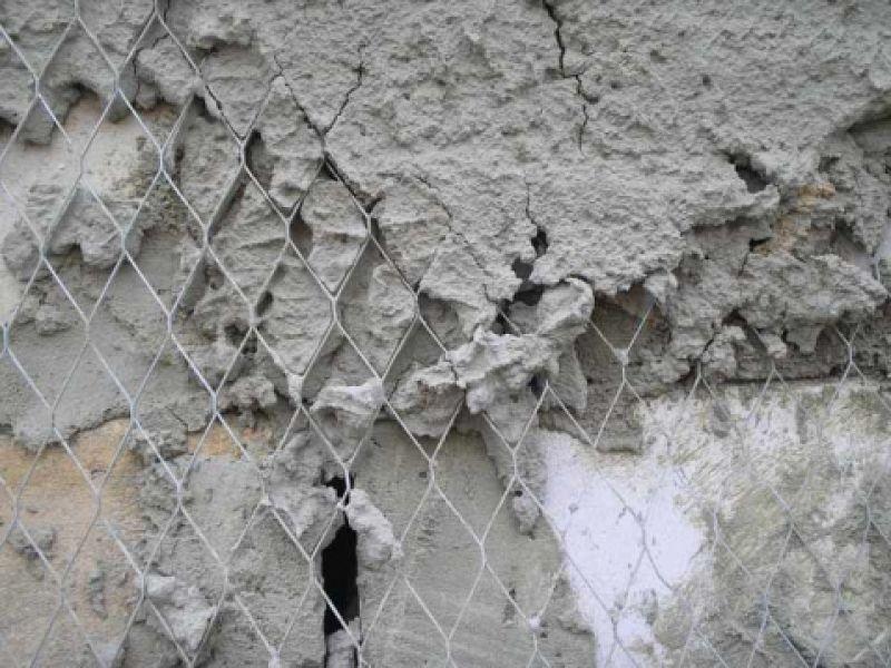 Фасадная штукатурная сетка