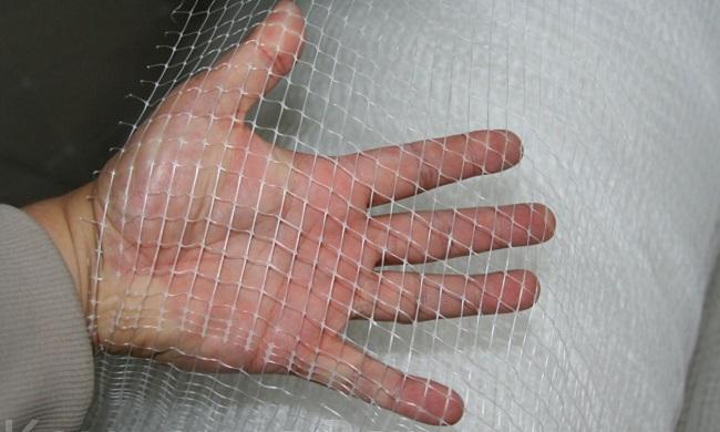 Разнообразие видов фасадной штукатурной сетки