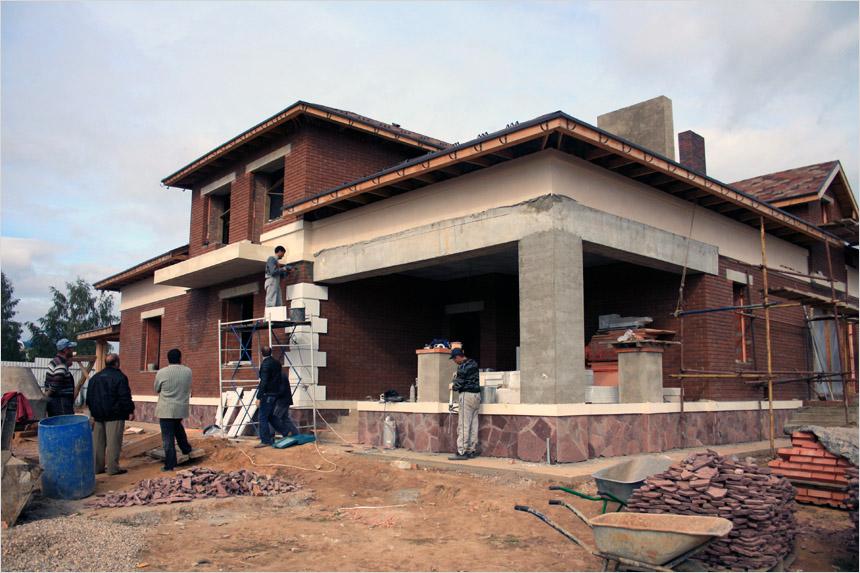 Правильно подобранный фасадный клей - эффектиное расходование средств