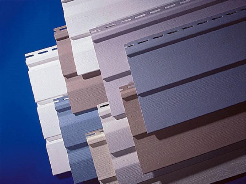 Виниловый сайдинг для фасада: какой бывает