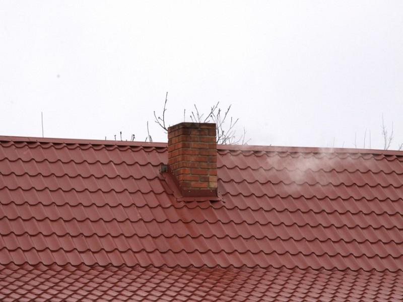Как покрыть крышу металлочерепицей: фото + видео
