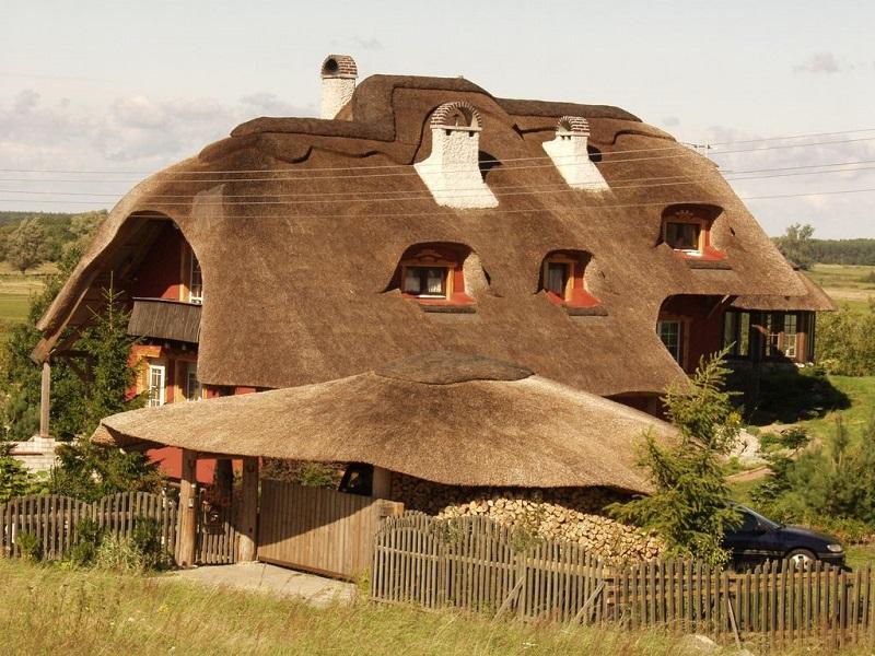 Как правильно построить крышу дома: видео + инструкция