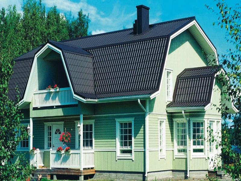 Какие бывают крыши по конструктивному решению: плюсы и минусы