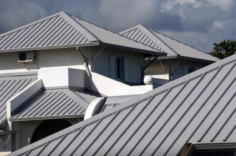 Шатровая крыша из профлиста