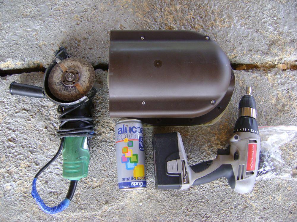 Инструменты для установки аэратора