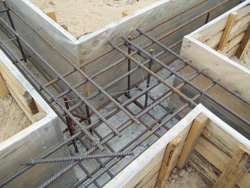 Диаметр арматуры зависит от этажности строения