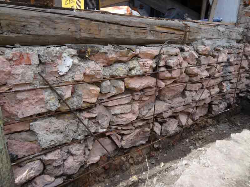 Ремонт фундаментов деревянных домов своими руками