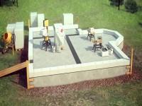 Плитный фундамент - универсальная основа под любое строение