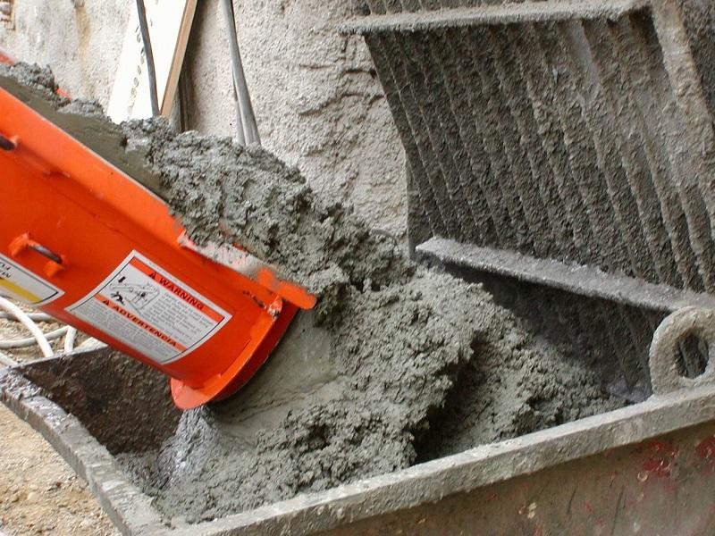 Марка бетона для фундамента зависит от типа постройки в целом
