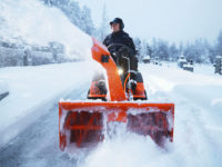 Снегоуборщики бензиновые