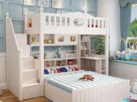 Детские кровати из бука