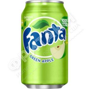 FANTA FRUIT GREEN APPLE