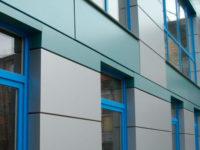 Производство и применение алюминиевых композитных панелей